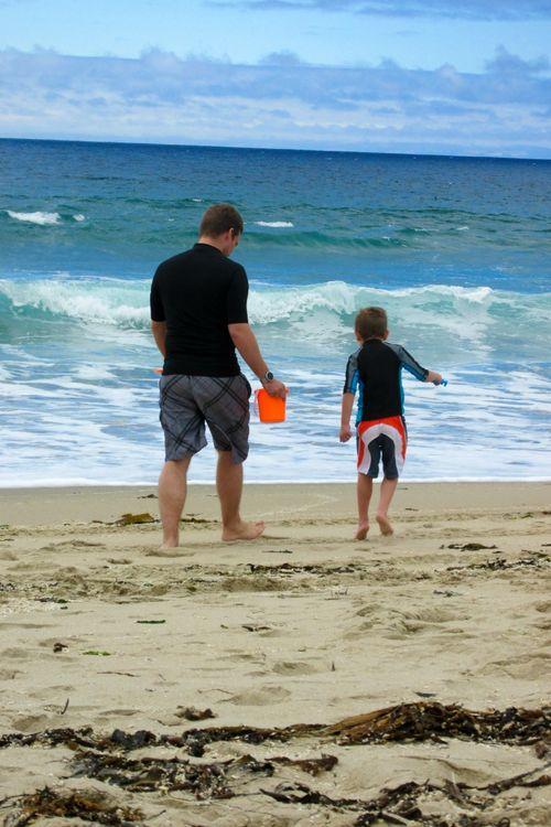 Monterey beach kent and nick