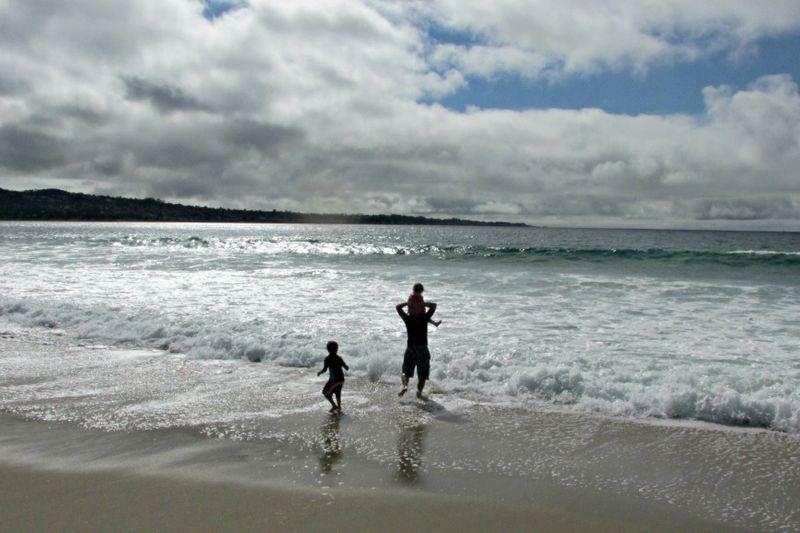 Monterey kent and kids