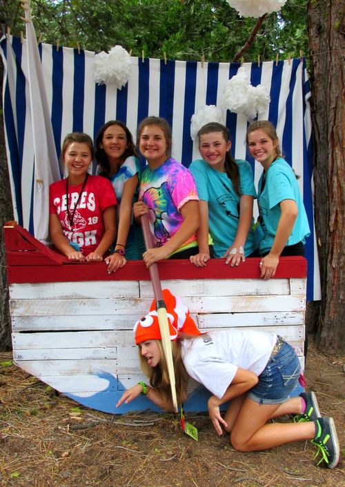 YW- camp- Stay in the boat 6