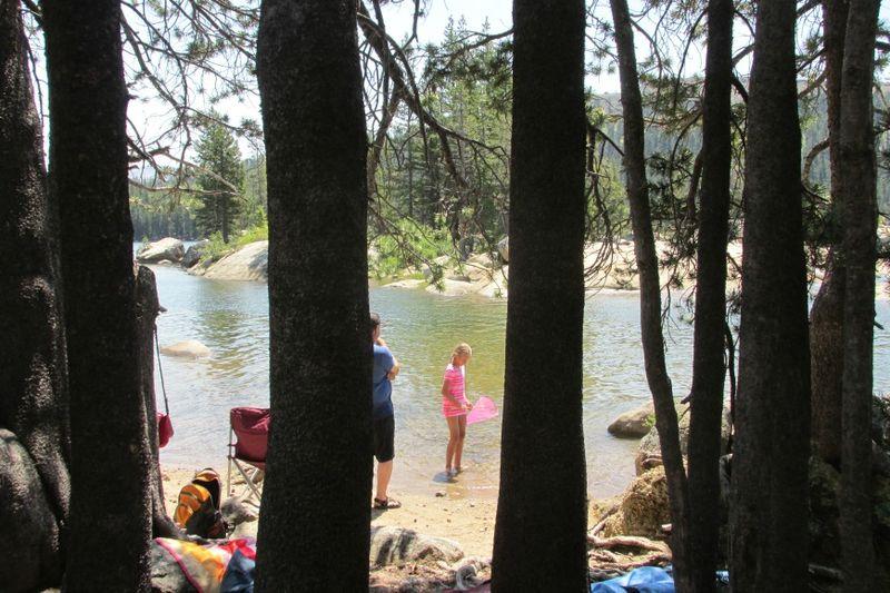 Alpine Lake Danny and anna