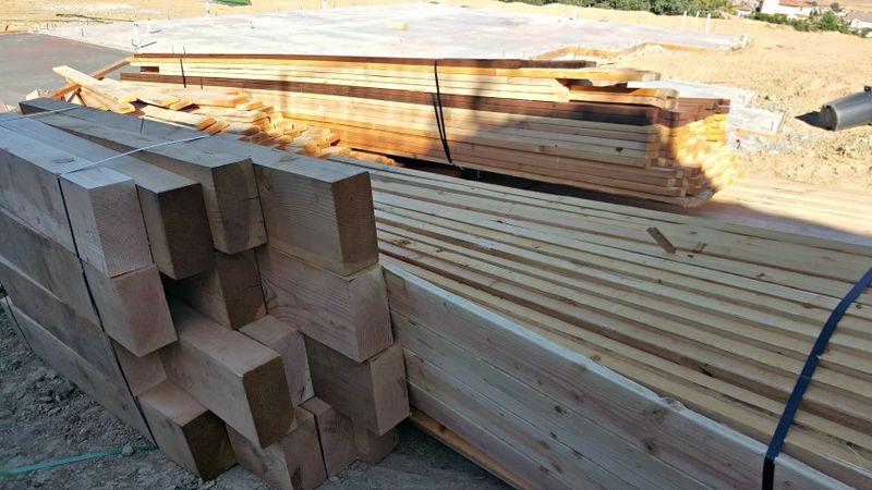 Poppyhill wood pile aug 2015