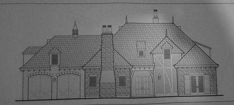 Poppy hill black and white plan