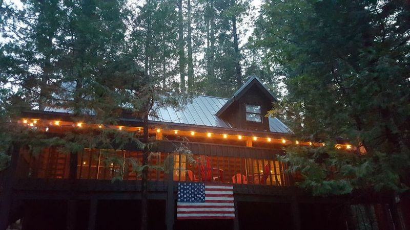 Cabin deck lights aug 2015