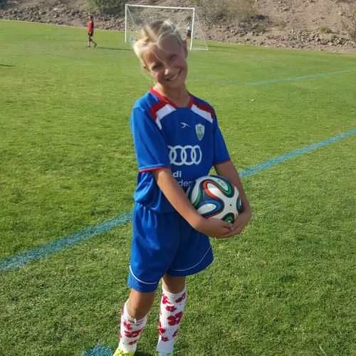Shannon anna soccer