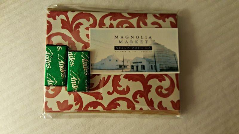 Magnolia- pillow treats