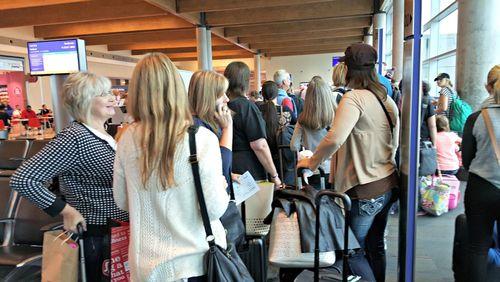 Magnolia- airport heading home