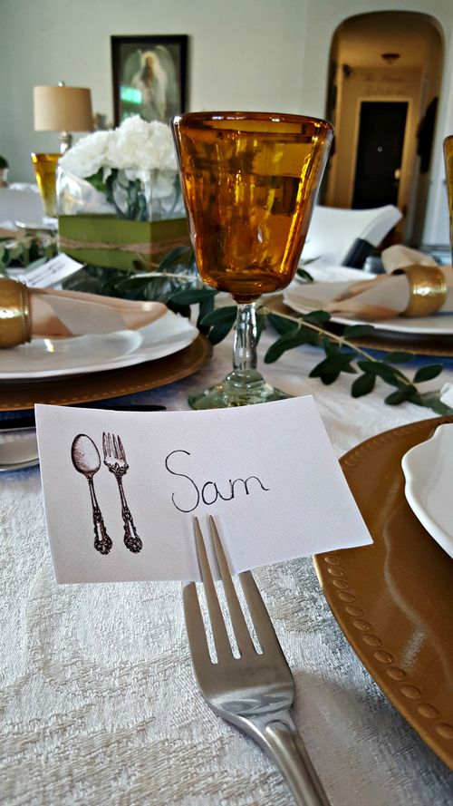 Thanksgiving 2015 table place-cards