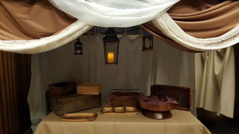 A night in Bethlehem- sandis tent
