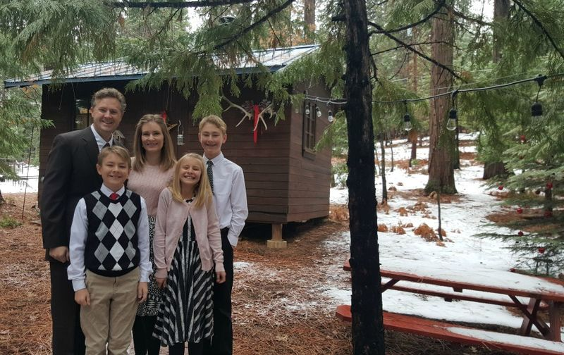 Cabin dec 2015 shannon and family