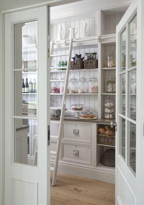 Poppy hill inspiration pantry shelf