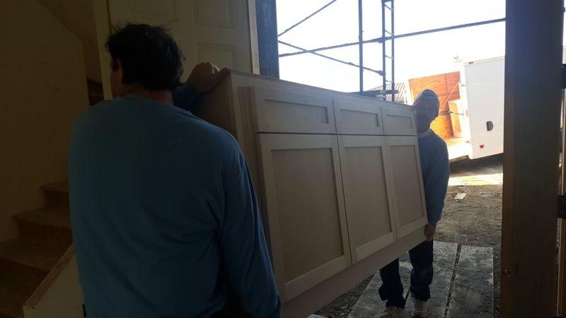 Poppy hill - first piece cabinet