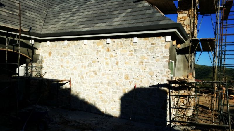 Poppy hill stone over grouting