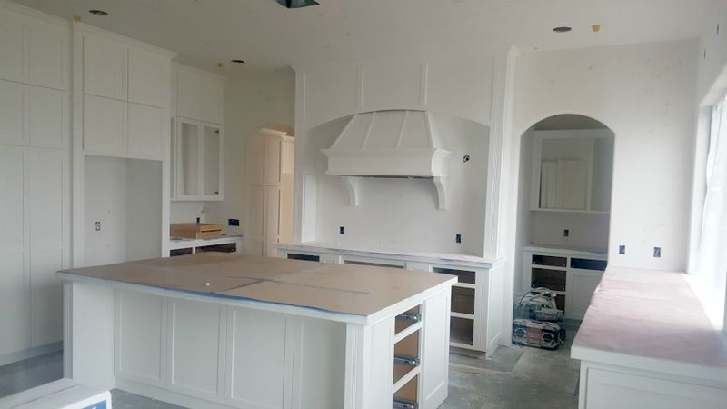 Poppy hill kitchen island covered