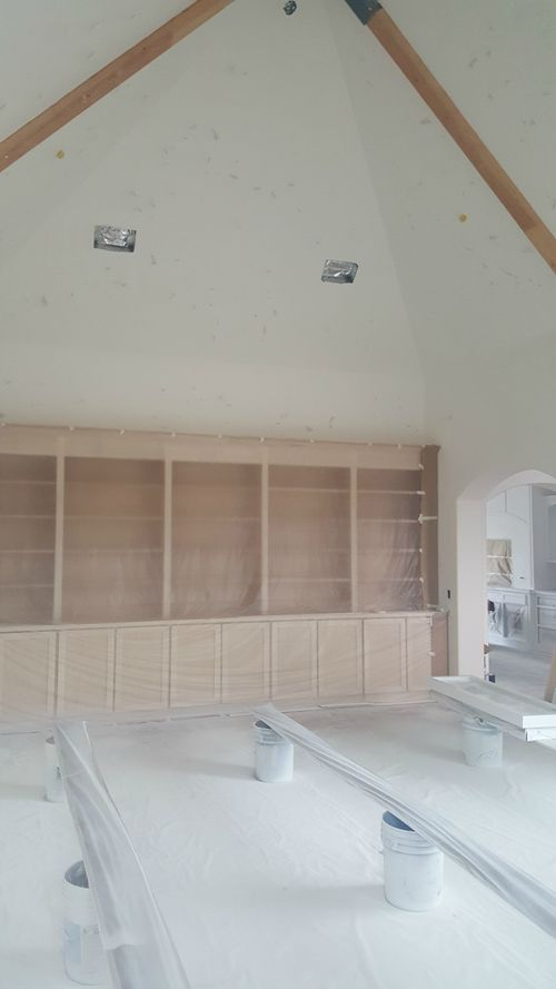 Poppy hill library bookcases April 2016