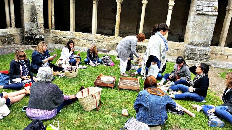Academy france picnic grounds