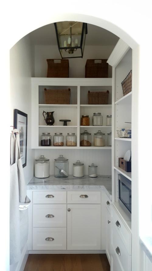 Poppy hill kitchen pantry apron