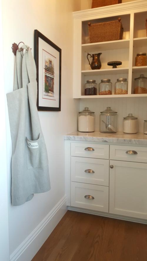 Poppy hill kitchen pantry art