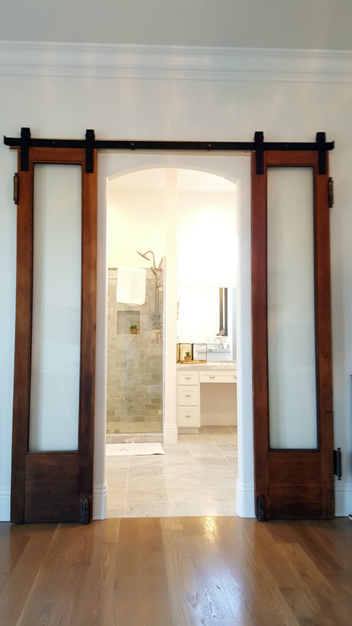 Poppy hill vintage sliding doors
