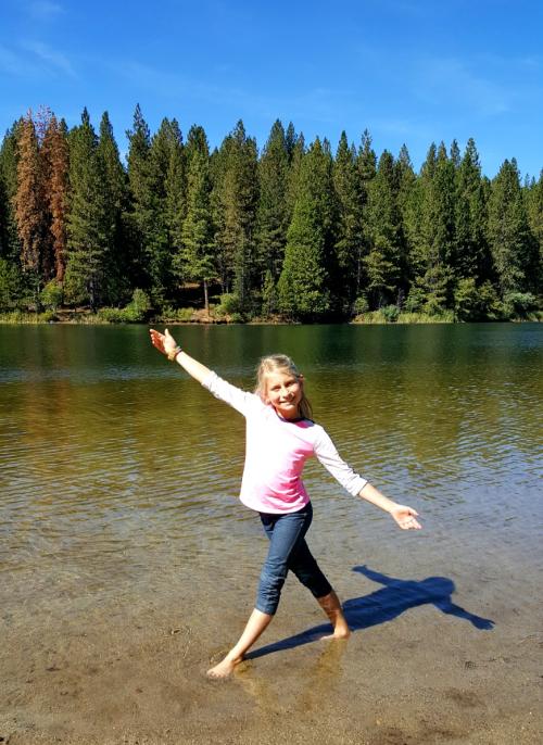 Cabin carlee lake dance