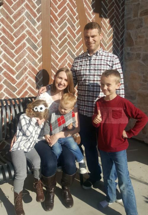 Thanksgiving 2016 kent family
