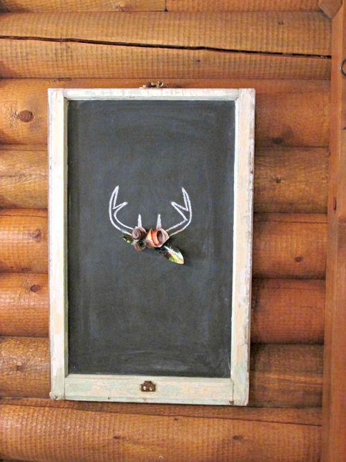 Oh Deer Chalkboard