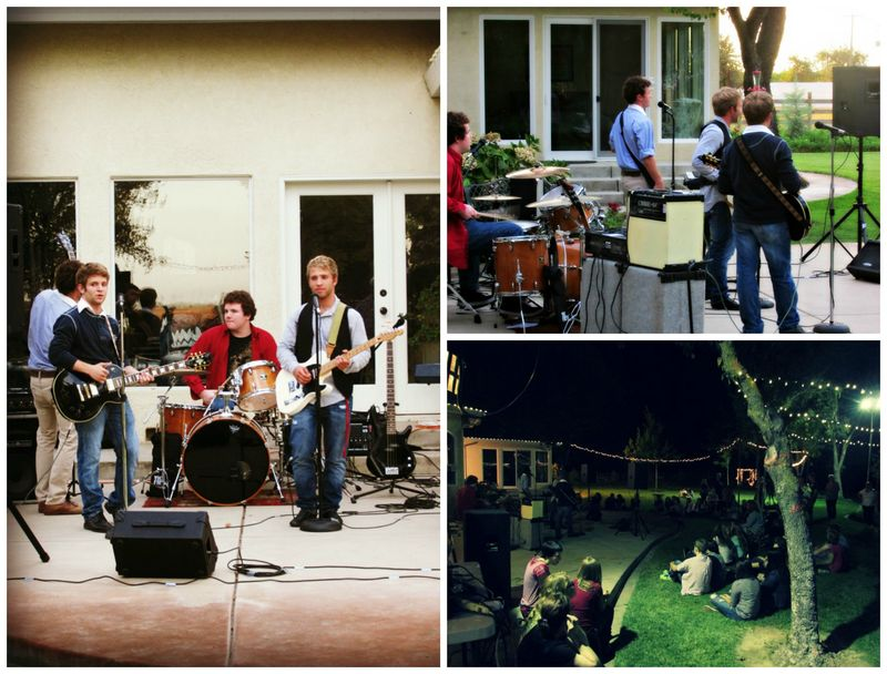 SNA Band Collage