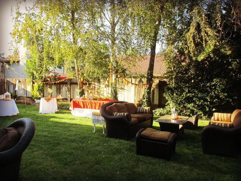 VT- Sandi's yard set up