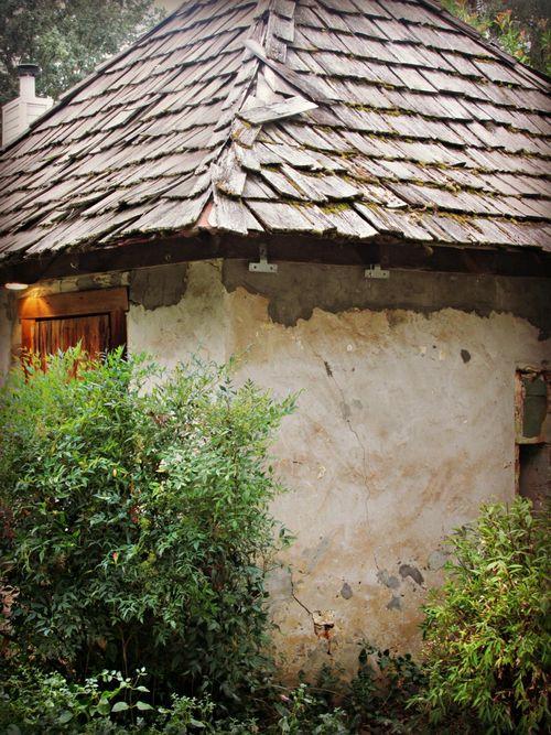 Cabin garden hut