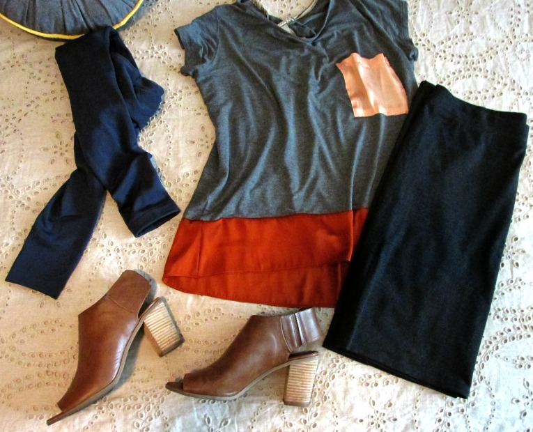 My style color block