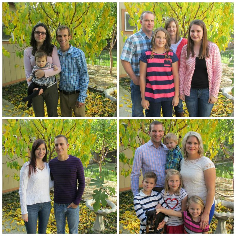 Thanksgiving guest Collage