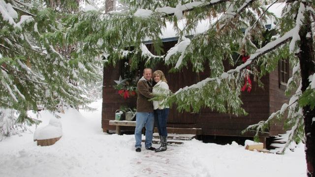 Bunkie snow day us