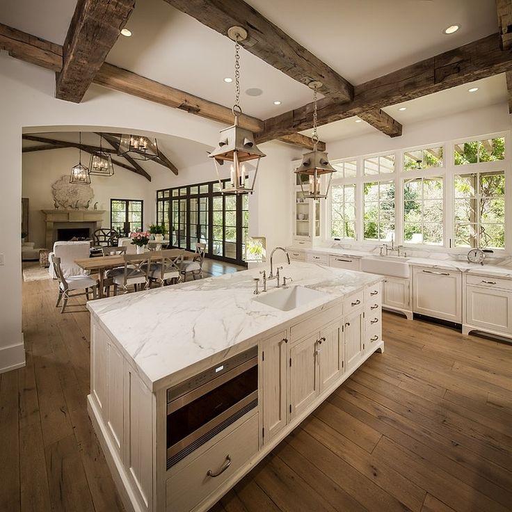 White kitchen two