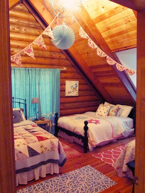 Cabin nest room 2
