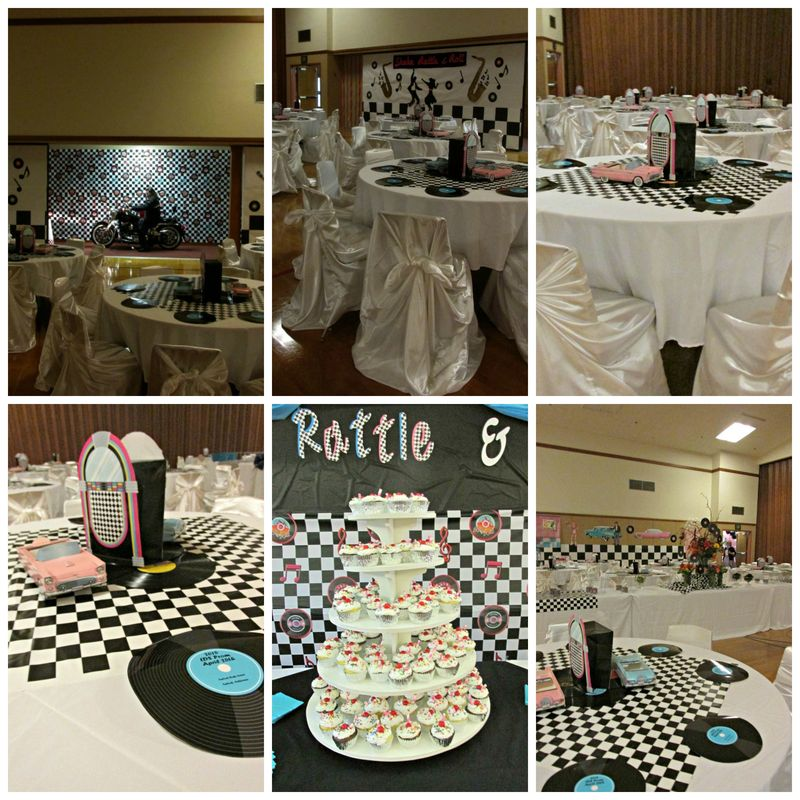 LDS Prom Decorations  Collage