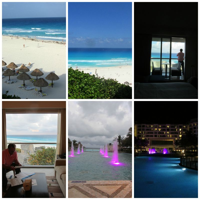 Westin resort Collage
