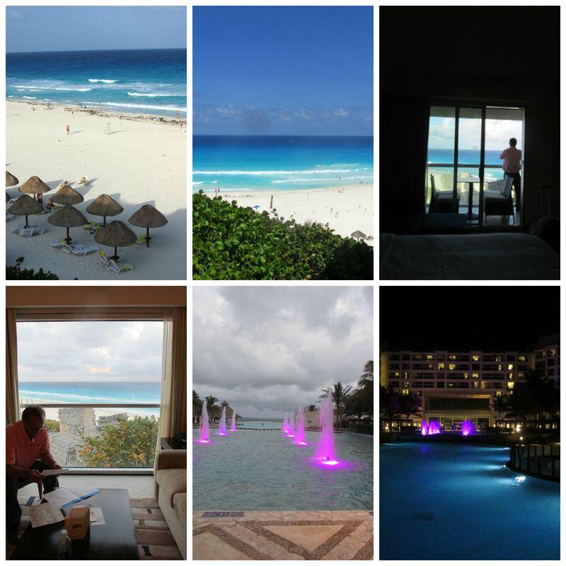 Westin resort Collage