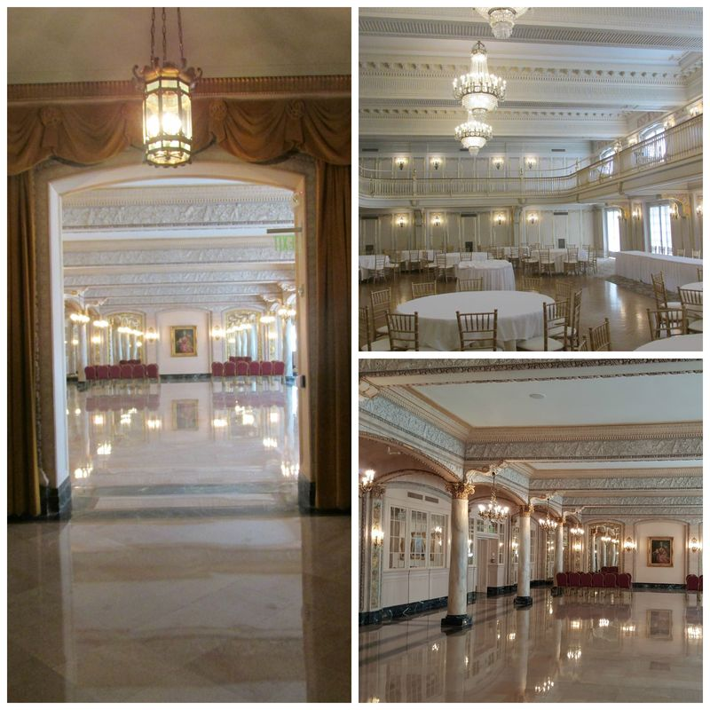 Davenport hotel spokane Collage