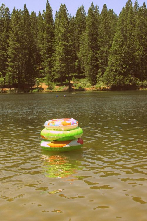 Cabin- White pine lake 3 tubes