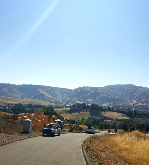 Poppyhill top of hill