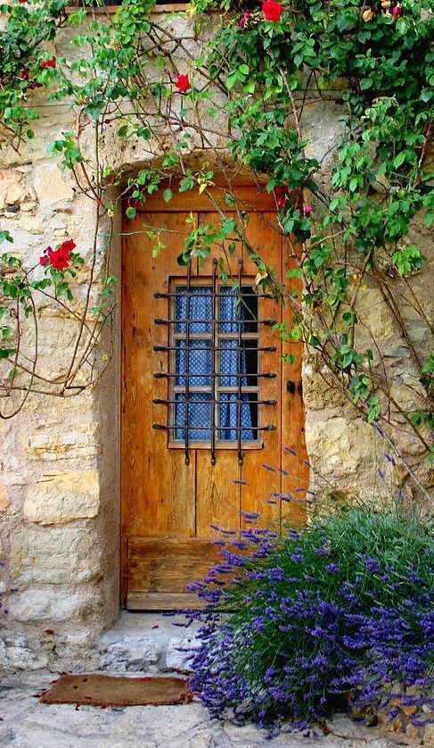 Poppy hill door inspirations