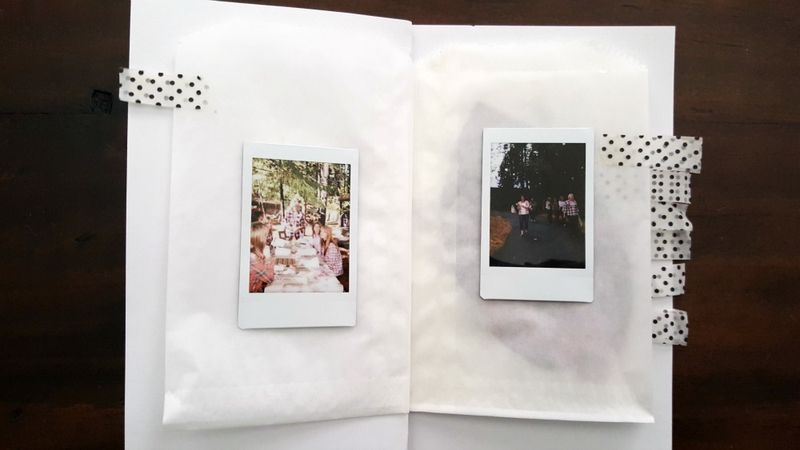 Gather booklet