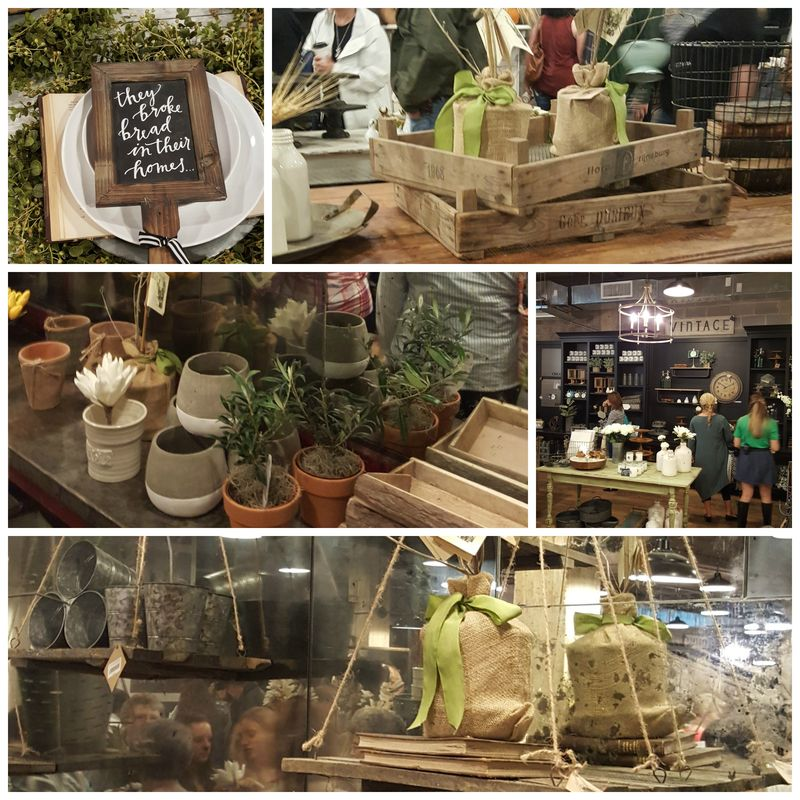 Magnolia market shop Collage