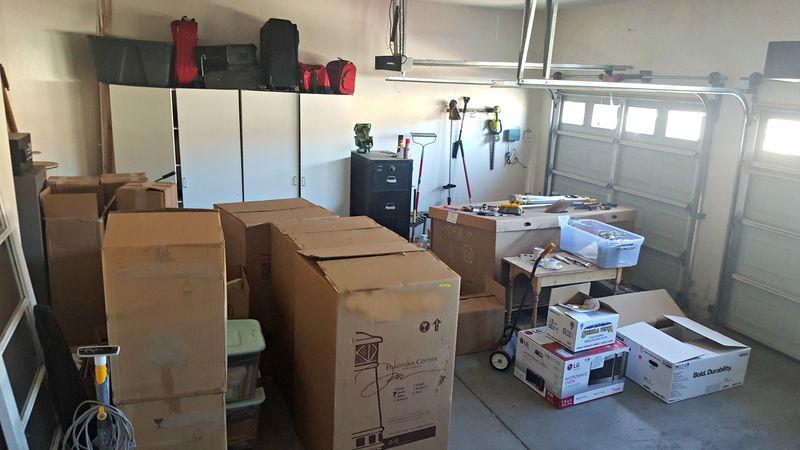 Poppy Hill garage boxes
