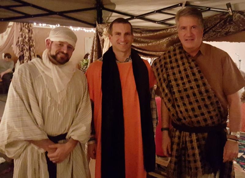 A night in Bethlehem- bishopric