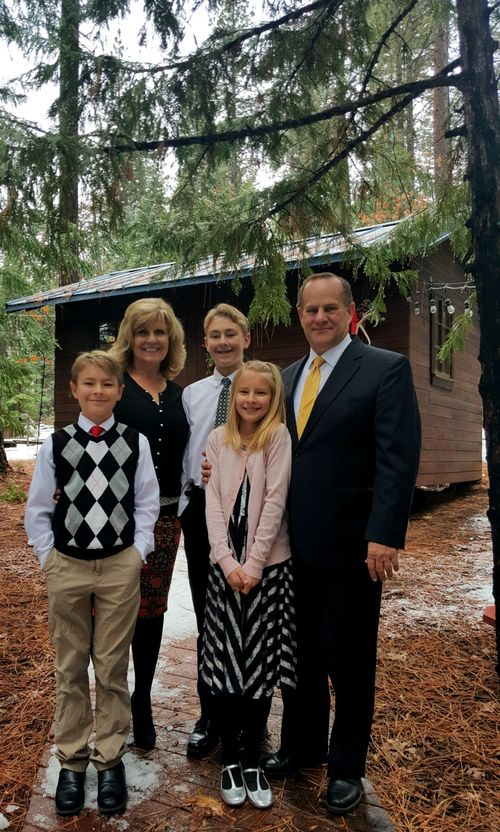 Cabin dec 2015 us with payton, anna conner