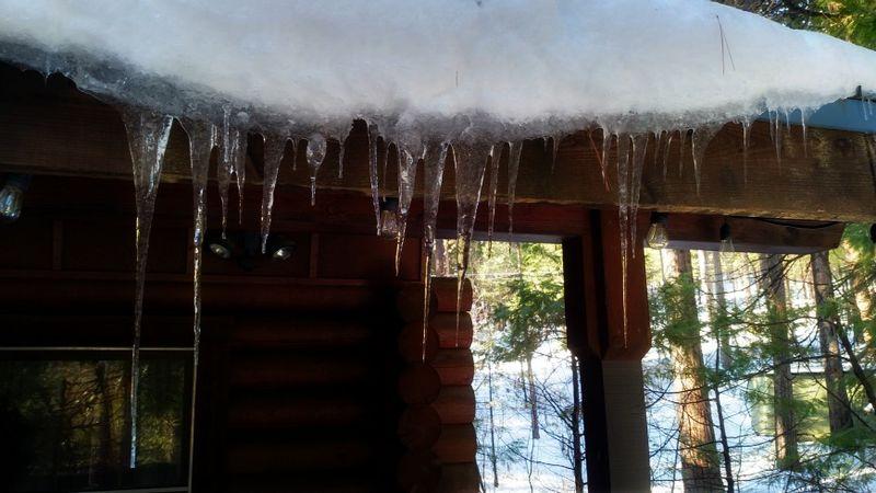 Cabin- 2016 iciclesnow