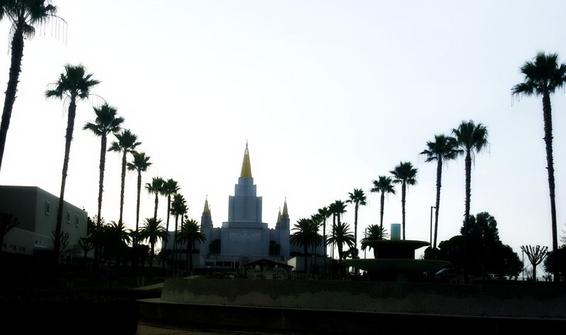 Oakland temple 2