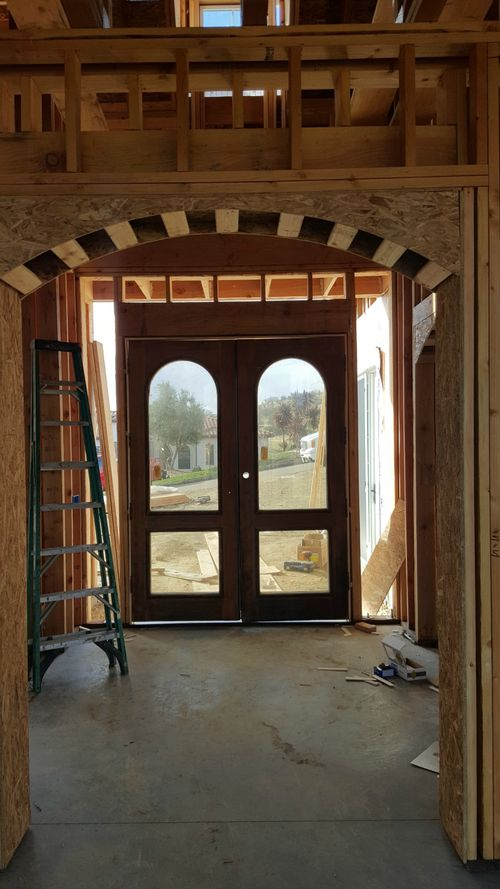 Poppy Hill doors fit