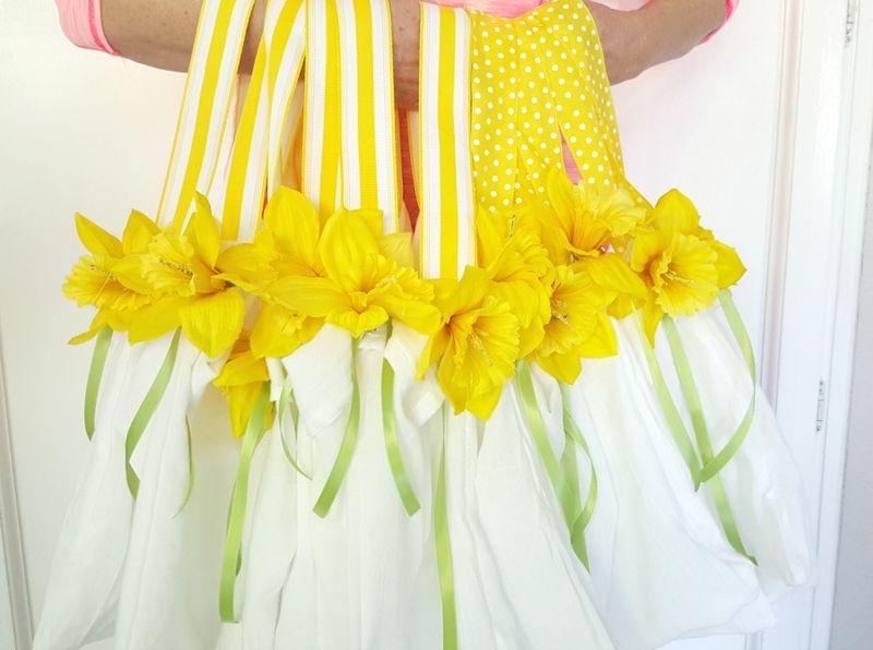Daffodil day bags
