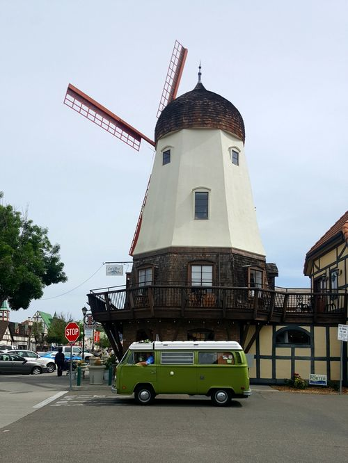 Vw windmill